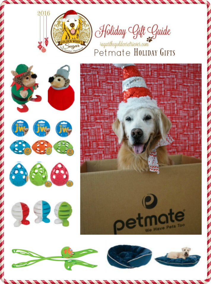 Petmate Holiday Gifts for Dogs