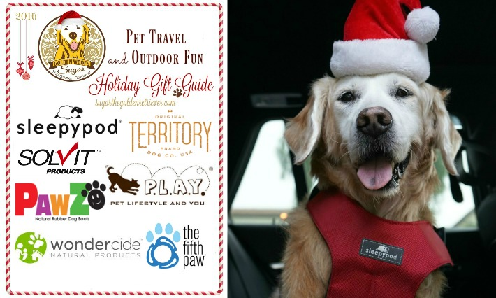 Pet Travel and Outdoor Fun Gift Guide