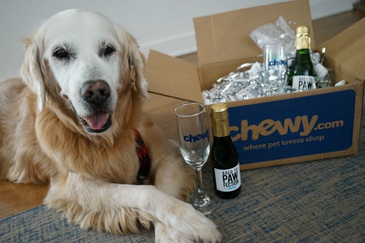 Chewy.com New Year's Gift