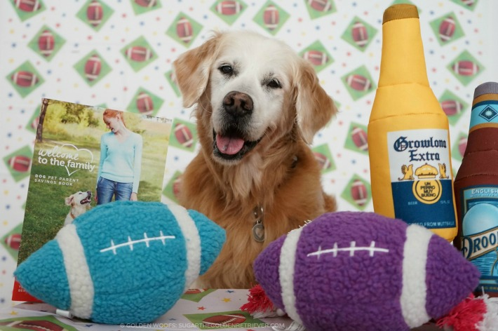 Get Your Dog Game Day Ready! Petco Pet Parents Savings Book
