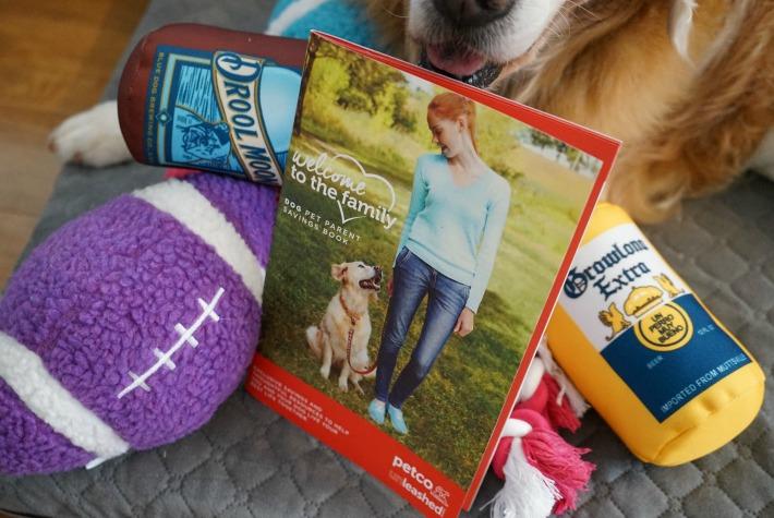 Petco Pet Parents Savings Book