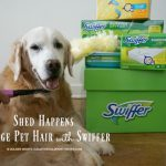 Shed Happens: Manage Pet Hair with Swiffer #SwifferFanatic