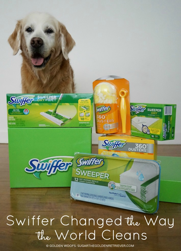 Swiffer cleaning products revolutionized cleaning