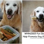 WHIMZEES Fun Dental Chews Help Promote Dog Dental Health