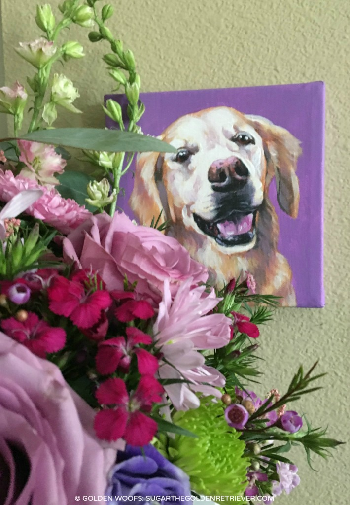 Pet Loss Flowers