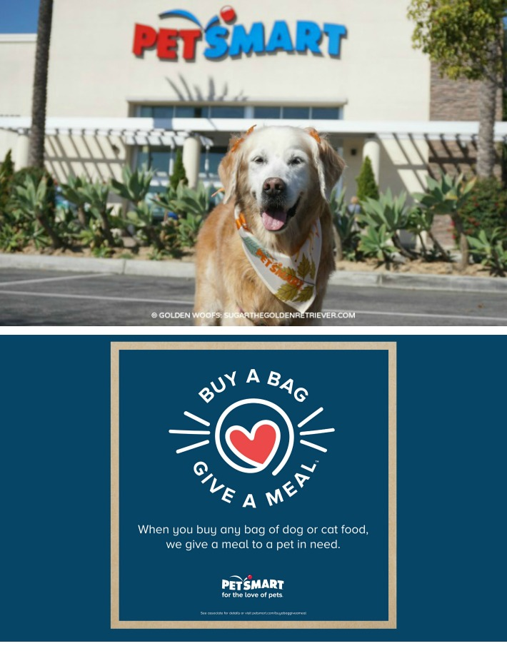 PetSmart Buy A Bag Give A Meal Helping Pets In Need