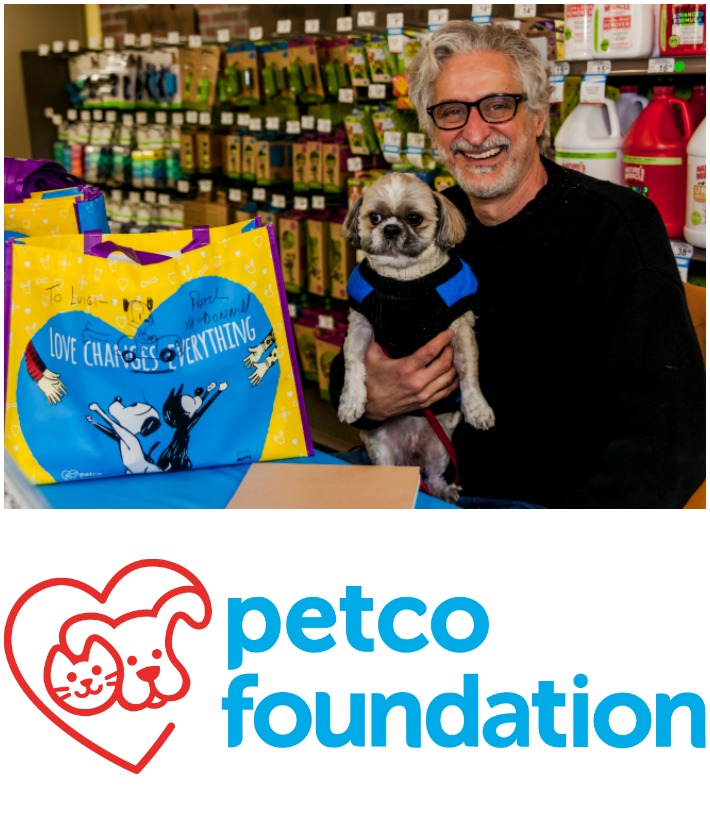 love changes everything petco foundation