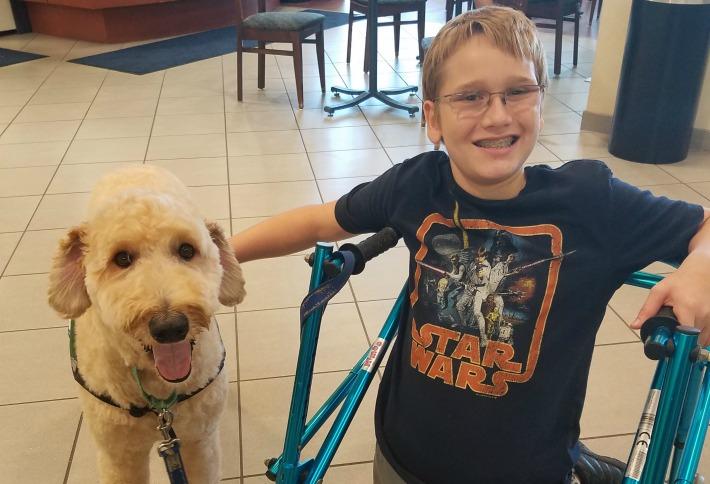 Oakley MILK-BONE'S 2017 'DOGS WHO CHANGED THE WORLD
