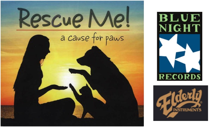 Rescue Me A Cause for Paws CD