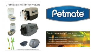 eco friendly pet products petmate