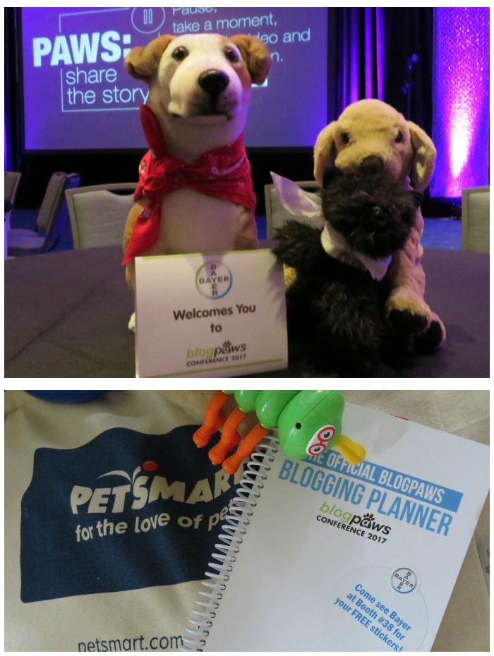 Bayer 2017 BlogPaws Highlights