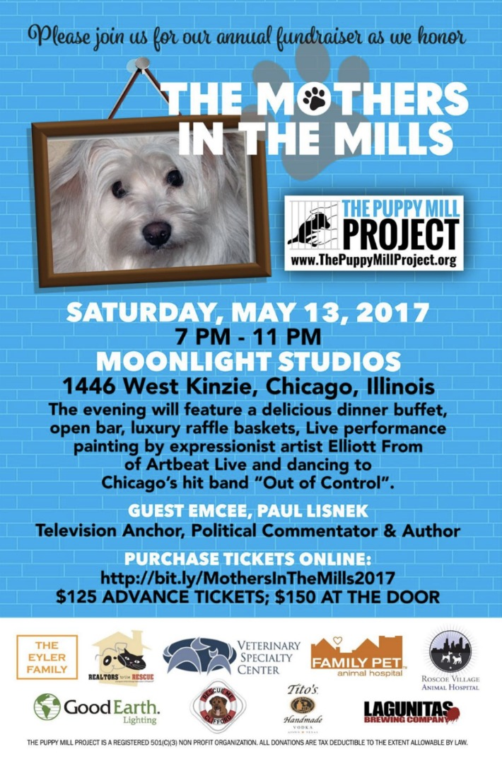 The Puppy Mill Project Mothers in the Mills