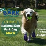 PetSafe Bark for Your Park Kicks Off with National Dog Park Day