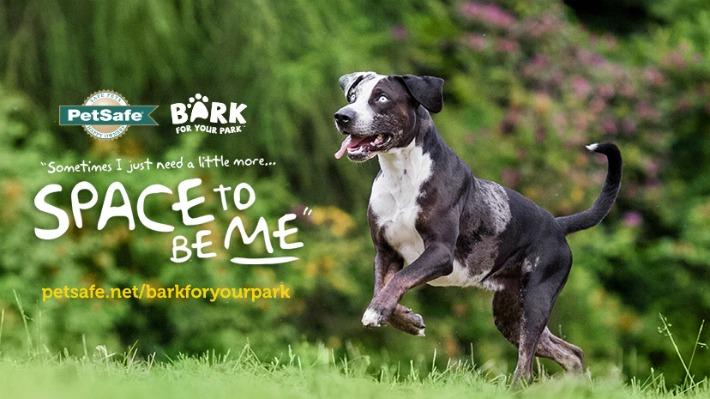 PetSafe Bark for Your Park program
