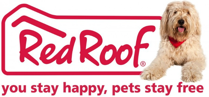 Pet Friendly Red Roof Logo