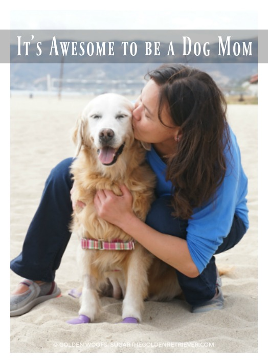 5 reasons it's awesome to be a dog mom