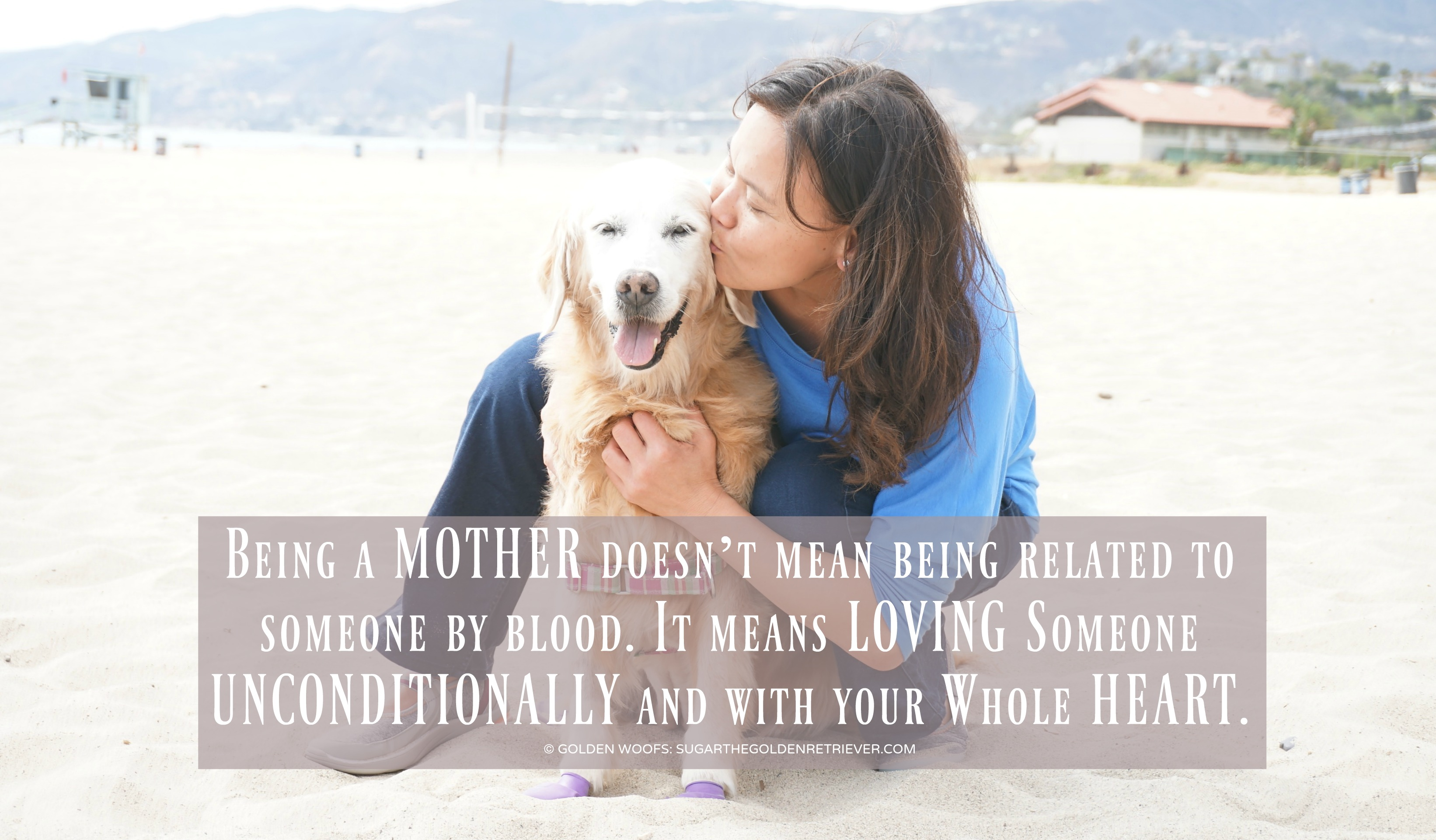 dog mom day Mother's Day quote