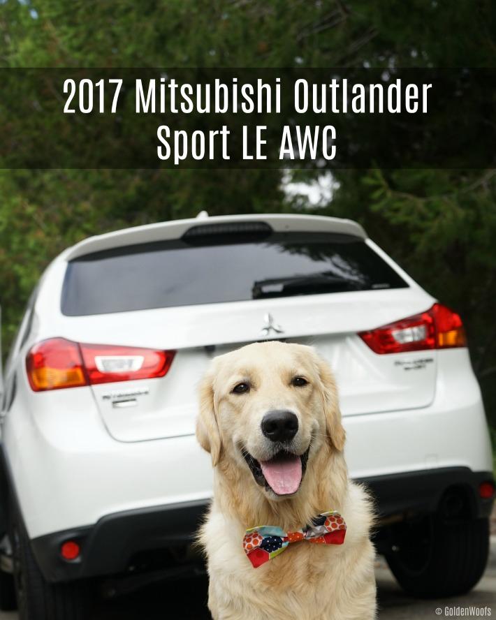2017 Mitsubishi Outlander Sport LE AWC