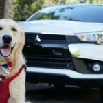 Visiting Los Angeles | Riding in a Mitsubishi Outlander Sport #DriveMitsubishi