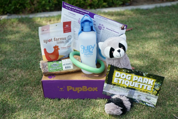 PupBox For Puppy Owners