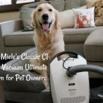 5 Reasons Miele's Classic C1 Cat & Dog Vacuum - Ultimate Pet Vacuum for Pet Owners