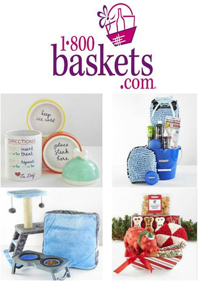 Gift Baskets from 1-800-Baskets.com
