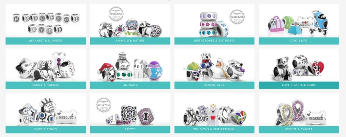 Bella & Beau Charms Collections