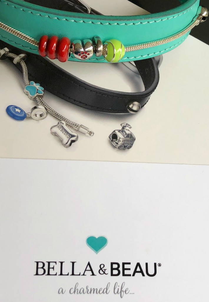 Bella & Beau a Charmed Life - beads and charms for dogs