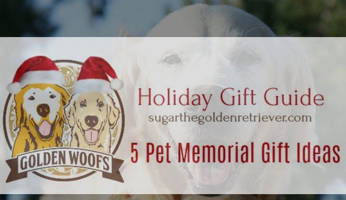 5 Pet Memorial Gift Ideas