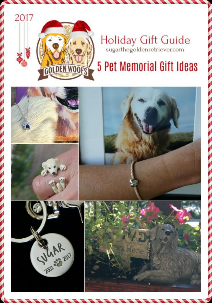 pet memorial gift guide