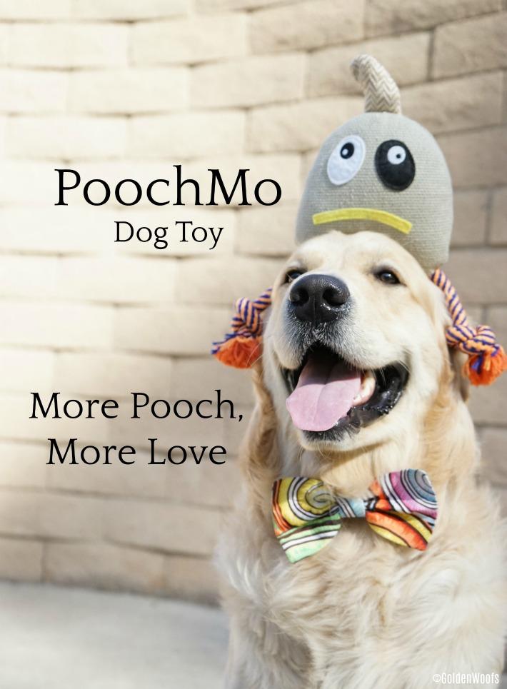 PoochMo dog toys
