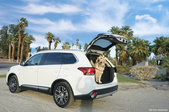 Pre-Gotcha Day Adventure Riding in a Mitsubishi Outlander #DriveMitsubishi