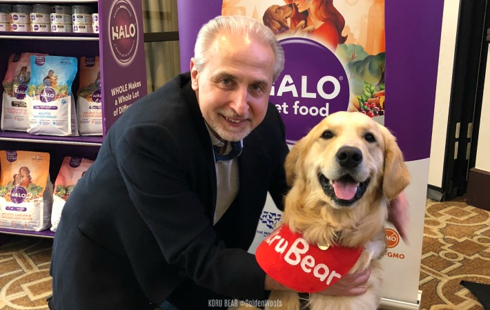 HALO Pet Food CEO Myron Lyskanycz