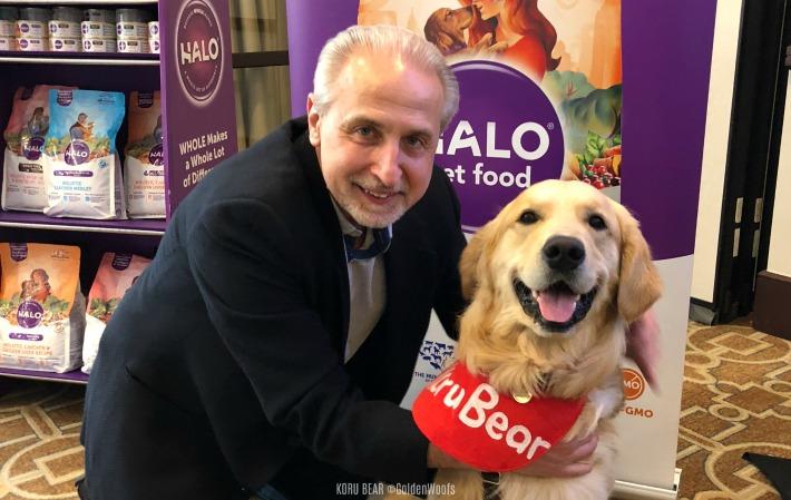 HALO Pet Food CEO Myron Lyskanycz
