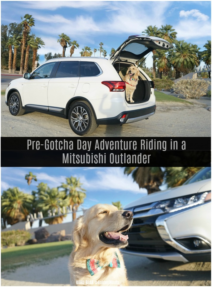 Riding 2018 Mitsubishi Outlander