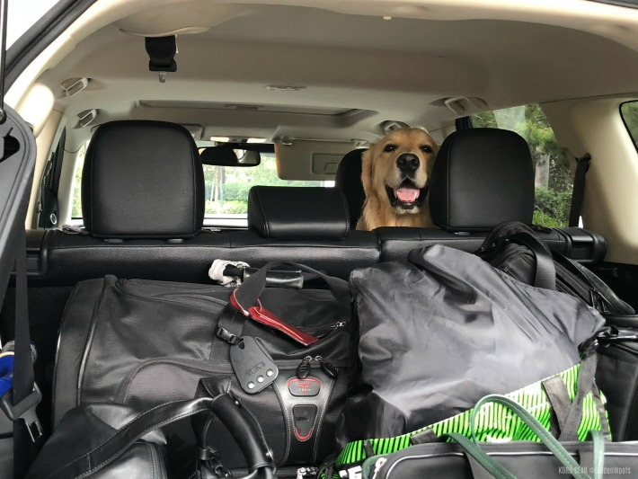Car Review: cargo space Mitsubishi Outlander