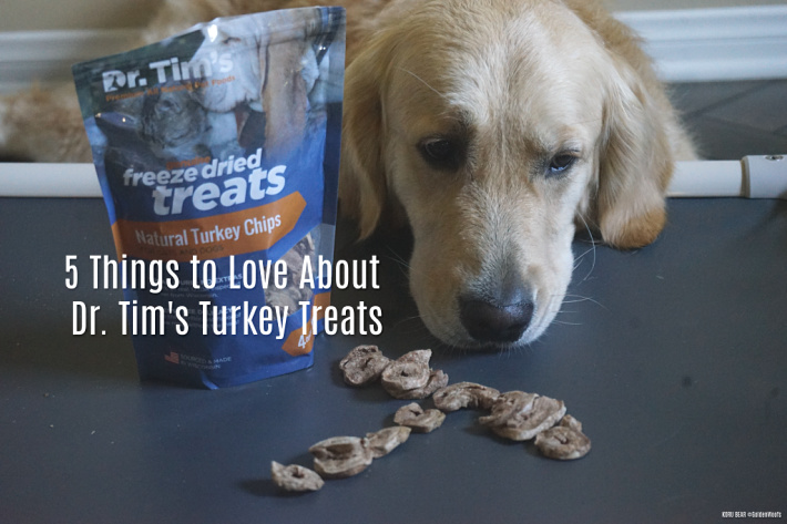 Chewy Dr Tim's Turkey Treats