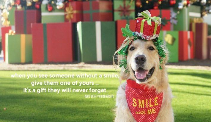 Gift of Smile #SmileWithMeKB