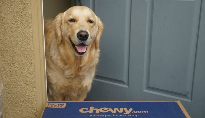 Woofs for Chewy.com Delivery #ChewyInfluencer