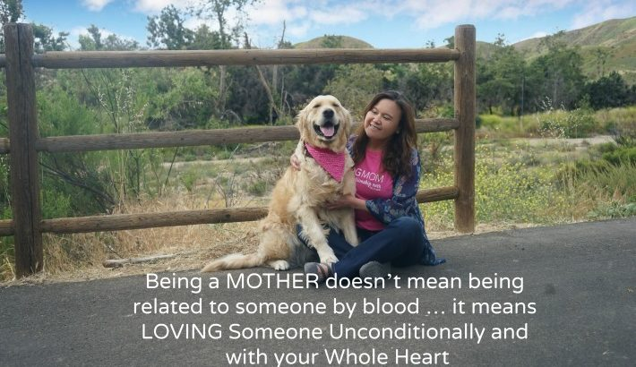 Happy Dog Mom's Day {Mother's Day}