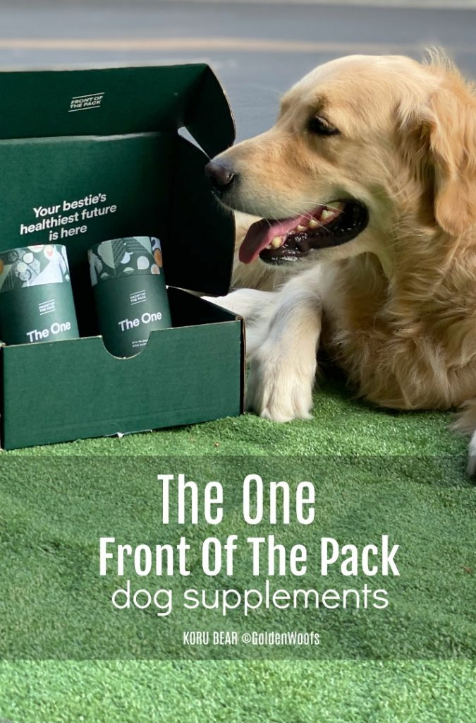 Front Of The Pack Dog Supplements