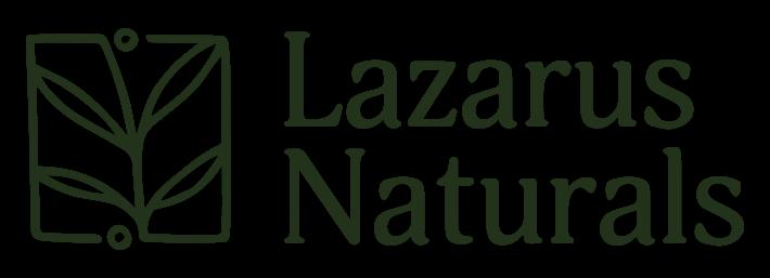 Lazarus Naturals CBD logo