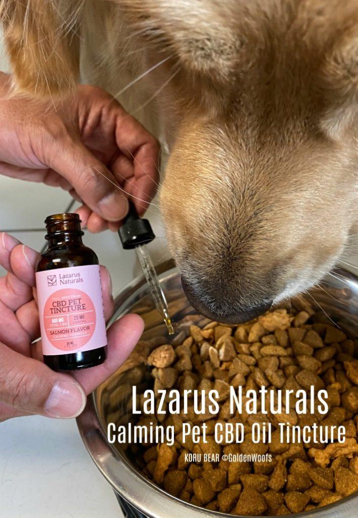Lazarus Naturals Calming CBD Oil