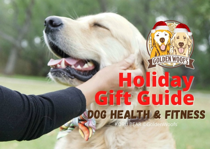 2020 Holiday Dog Gift Guide : Dog Health and Dog Fitness