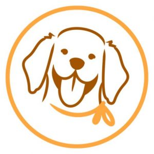 Golden Woofs Site Icon Logo
