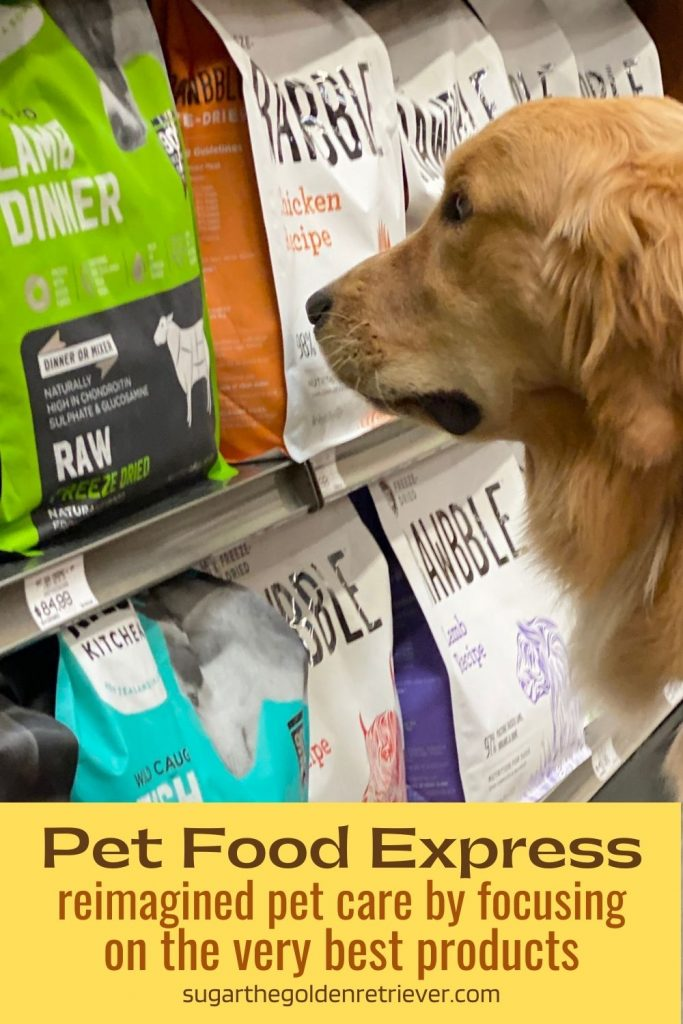 Pet Food Express best products